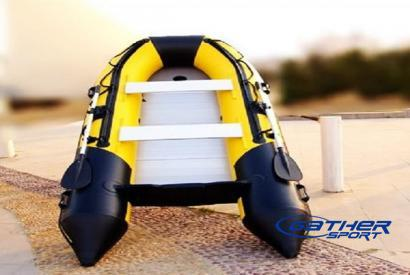 3.6M INFLATABLE ALUMINUM FLOOR BOAT GSA360