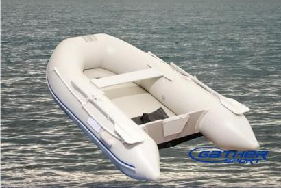 2.3M INFLATABLE AIR FLOOR BOAT GSM230