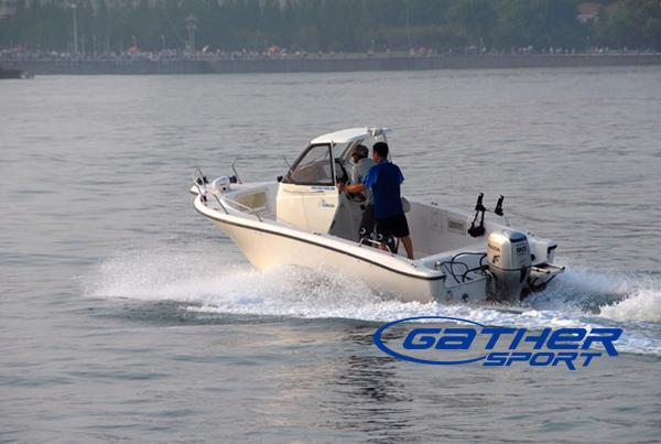 21ft frp sport fishing boat gs212 manufacturers suppliers for Sport fishing boat manufacturers