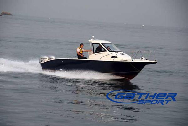 Gallery manufacturers suppliers exporters for the for Sport fishing boat manufacturers
