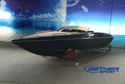 GATHER 5.5M FIBERGLASS SPORT BOAT GS550C